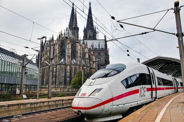 Пассажирам в Европе будут возвращать до 100% цены билета на поезд в случае его задержки