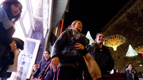 На Рождество Барселона ожидает притока богатых туристов