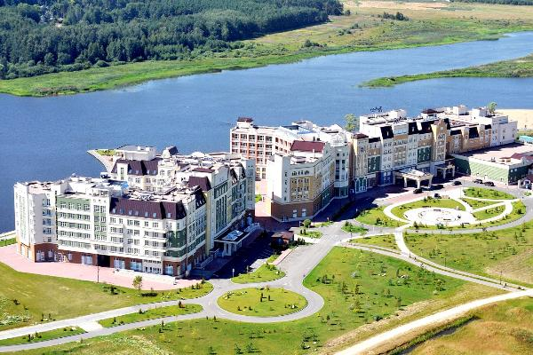 Кластер «Волжское море» привлечет в Тверскую область туристов