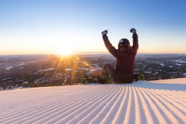 Трюсиль открывает горнолыжный сезон 30 ноября