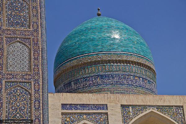 Узбекистан выходит на арену международного туризма