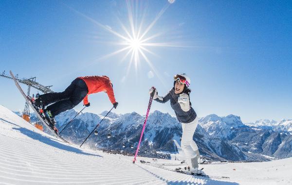 В пятницу 30 ноября откроется новый лыжный сезон Dolomiti Superski