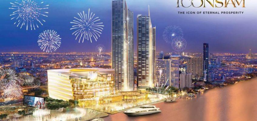 ICONSIAM — самый впечатляющий торгово-развлекательный комплекс в Бангкоке