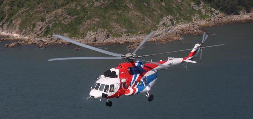 Российские вертолеты в Таиланде (ВИДЕО)