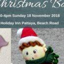 Рождественский базар в Паттайе 2018