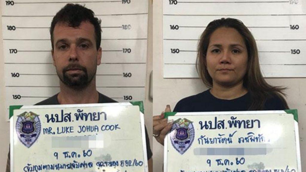 В Таиланде приговорили к смертной казни гражданина Австралии с женой за контрабанду наркотиков