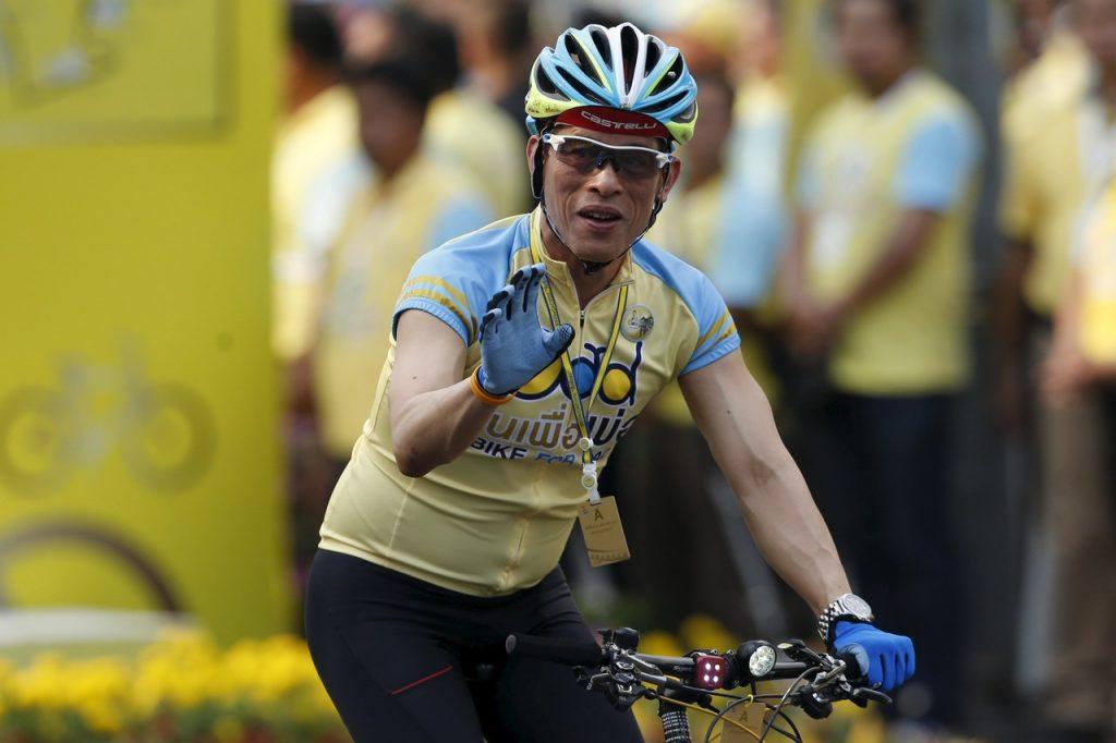 В Таиланде возобновляют акцию «Велосипед для папы» (ВИДЕО)