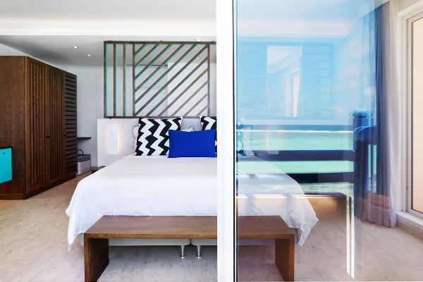 1 ноября на Маврикии состоялось открытие первого отеля бренда SALT