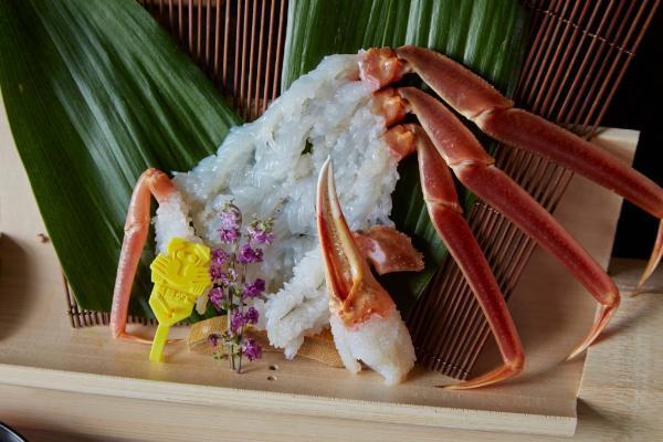 Этидзэн-гани – крабы из Фукуи