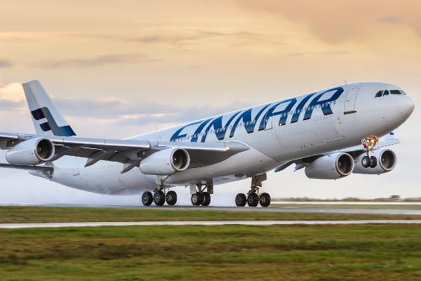 Число рейсов между Петербургом и Хельсинки увеличится до четырех