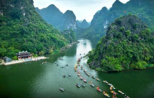 Провинция Ниньбинь во Вьетнаме становится все более популярной
