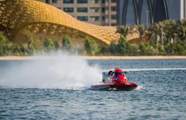 Финальный этап водной «Формулы 1» пройдет в Шардже