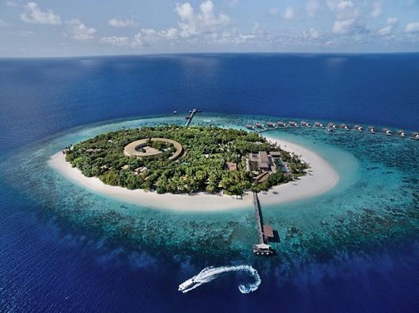В Park Hyatt Maldives Hadahaa новая категория вилл