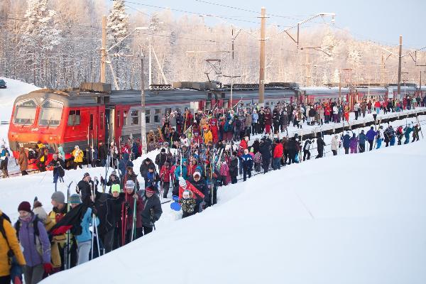 На горнолыжный курорт «Роза Хутор» организованы рейсы для экстремалов