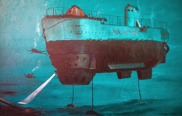 Музей гидронавтики открылся в подводной лаборатории в Севастополе