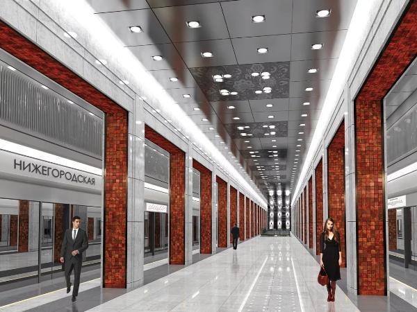 Крупнейший в Европе транспортный узел откроется на юго-востоке Москвы в 2019 году