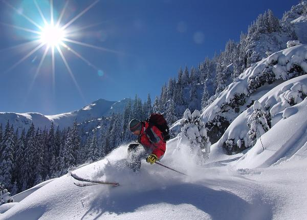 Словаки оказались самыми большими любителями гор в Европе