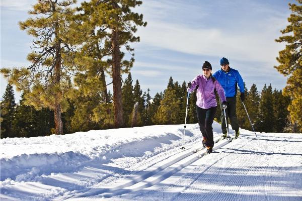 Свыше 400 км лыжных трасс проложили в Подмосковье этой зимой