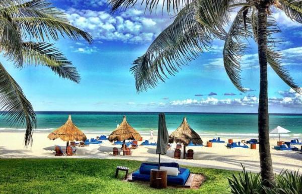 Louis Vuitton станет владельцем спа-отеля на мексиканской Ривьере Майя