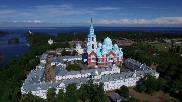 В Валаамском монастыре планируют создать виртуальный тур для финских туристов
