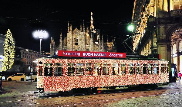 Новый год и Рождество в Милане