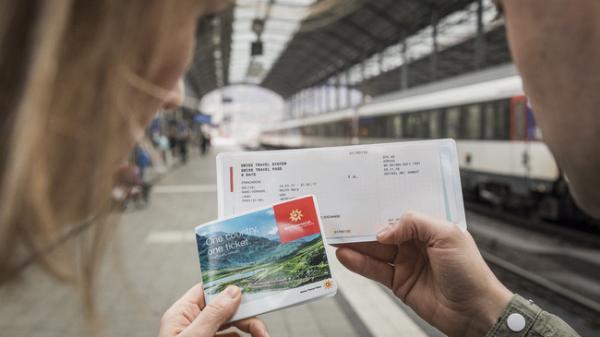 Поездки в горы со Swiss Travel Pass в 2019