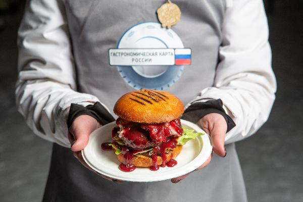 Мобильный фестиваль-путешествие «Гастрономическая карта России» завершил год за Полярным кругом