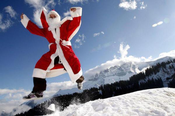 Курорты Северного Кавказа подготовили для туристов праздничные мероприятия в Новый год