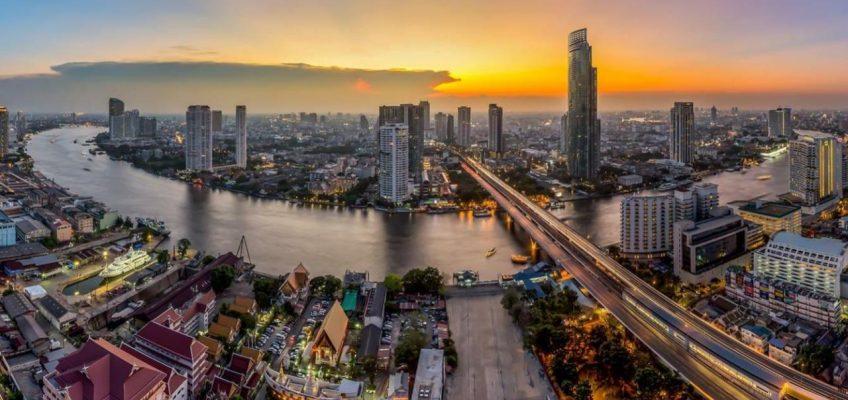 Бангкок впервые вошёл в число 100 самых дорогих городов мира