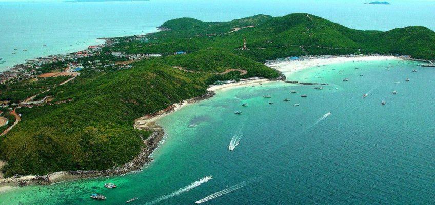 «Ко-Ланский поток» — в Паттайе хотят пустить подводную водопроводную трубу до Ко Лана