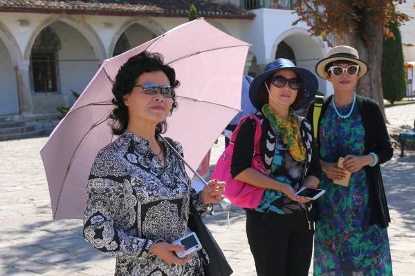 Власти Крыма: турпоток из Китая за год вырос в два с половиной раза