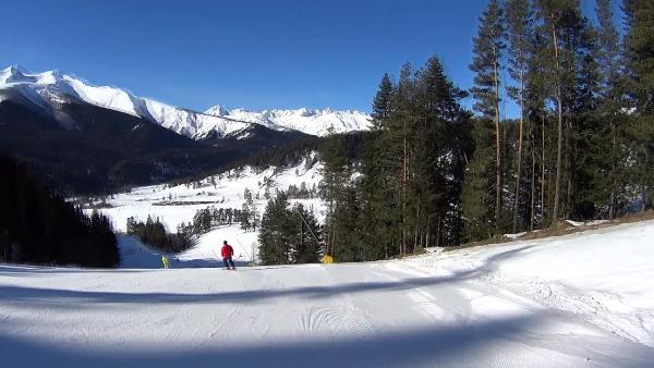 На северном склоне «Архыза» открылись новые горнолыжные трассы