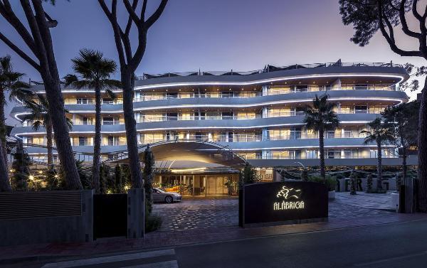 Alábriga – лучший люксовый отель на юге Европы