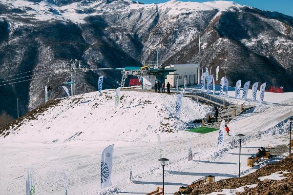 Чеченский курорт «Ведучи» с начала сезона в 2019 году посетили более тысячи туристов