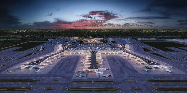 Turkish Airlines открывает полеты в Москву из нового аэропорта Стамбула