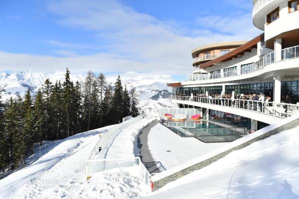Открытие курорта Club Med Les Arcs Panorama