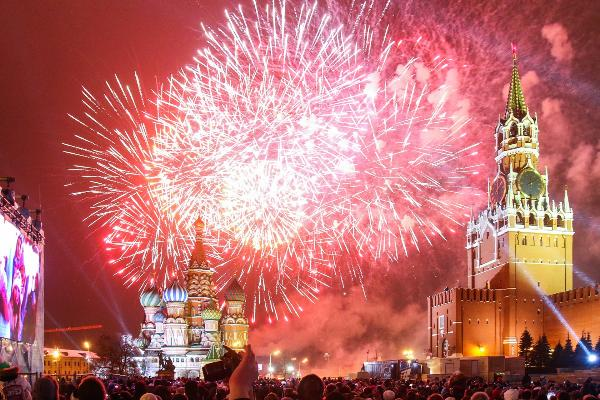 Москва стала абсолютным лидером внутреннего туризма в новогодние каникулы