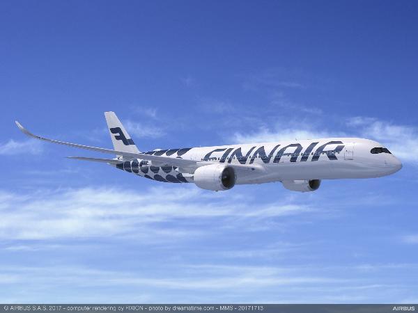 Finnair расширяет сеть дальнемагистральных направлений