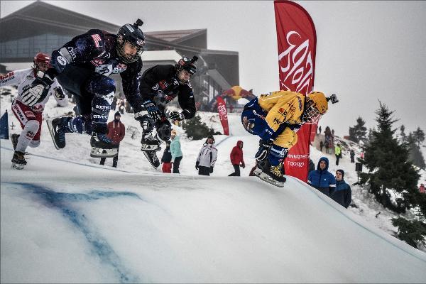 На курорте «Игора» пройдет этап Кубка мира по скоростному спуску на коньках