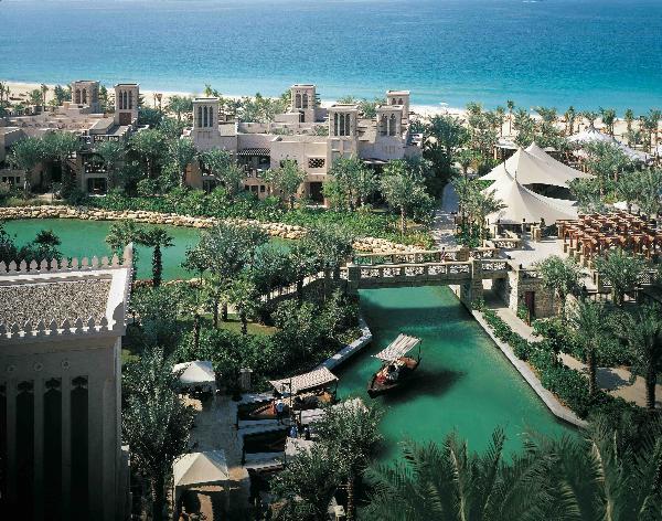 Отель-дворец Jumeirah Al Qasr представляет новые номера в традиционном арабском стиле