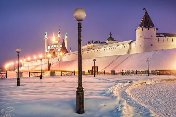 Казанский Кремль подготовил на 25-летие бесплатные экскурсии, квесты и концерты