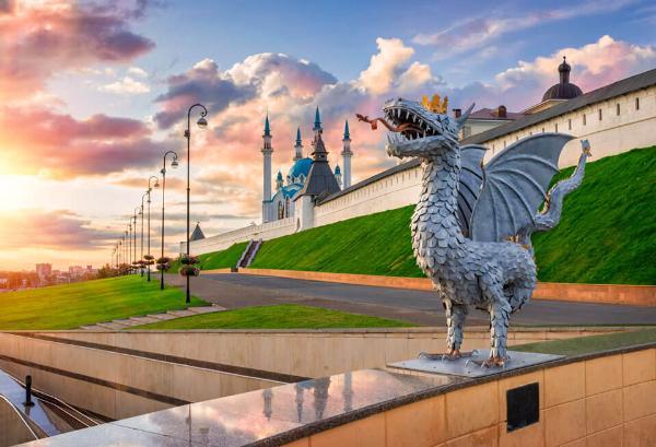 Татарстан в 2018 году посетили 3,4 млн туристов