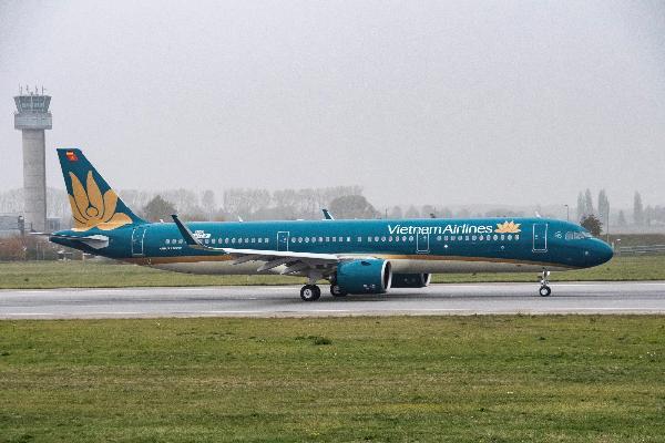 Vietnam Airlines запустила рейс из Хошимина в новый аэропорт рядом с бухтой Халонг