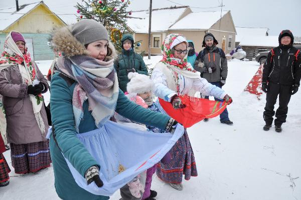 В новогодние праздники Архангельская область приняла более 9 тысяч туристов