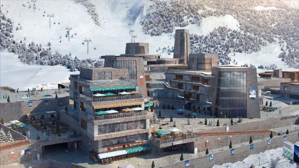 Северная Осетия к лету подготовит обновленный проект курорта «Мамисон»