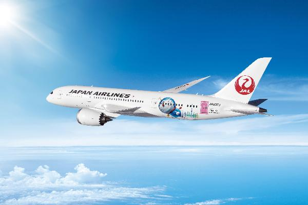 JAL Group объявляет о начале выполнения ежедневных рейсов между Москвой и Токио в 2019 году