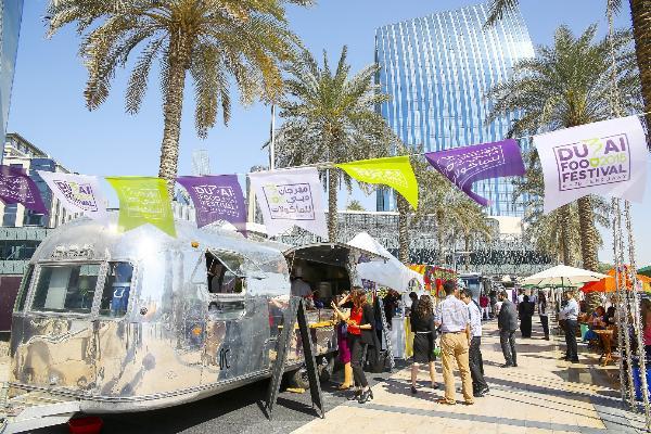 6-й Дубайский гастрономический фестиваль стартует 21 февраля