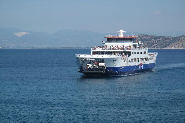 Паромное пассажирское сообщение откроется между Сочи и Турцией