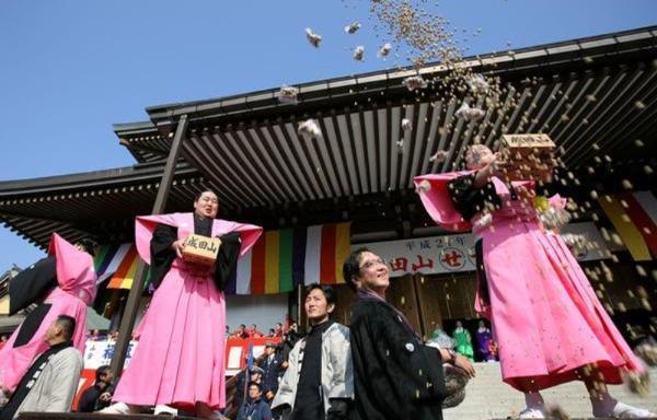 Япония готовится к «бобовому» празднику Сэцубун