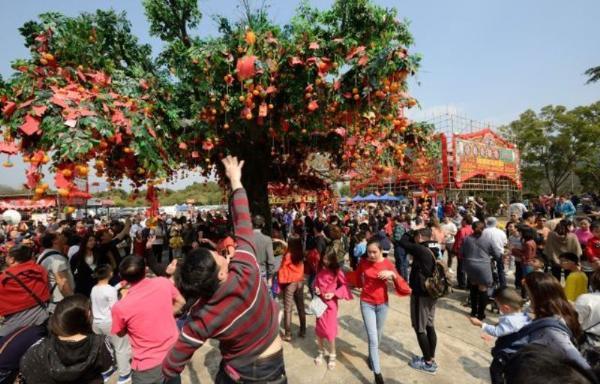 Фестиваль добрых пожеланий откроется в Гонконге